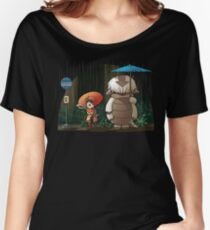 My Neighbor Sky Bison Women's Relaxed Fit T-Shirt
