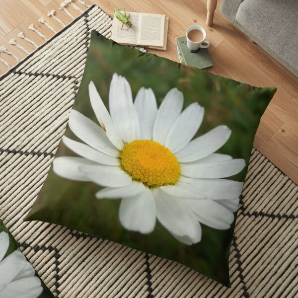 Daisy Design Floor Pillow