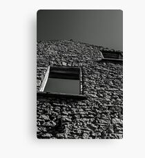 Abandoned Building - Elora, Ontario Canvas Print