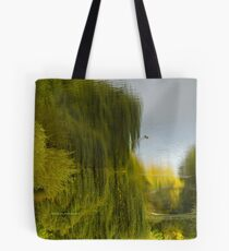 Reflected Willow Tote Bag
