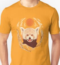 Red Panda on a Sunny Day T-Shirt