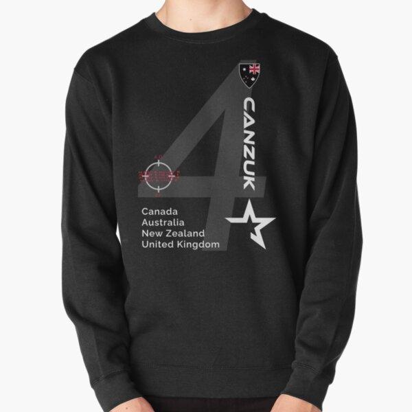 CANZUK Sports Design Pullover Sweatshirt