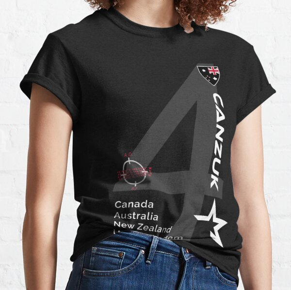 CANZUK Sports Design Classic T-Shirt