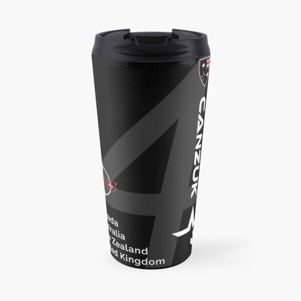 CANZUK Sports Design Travel Mug