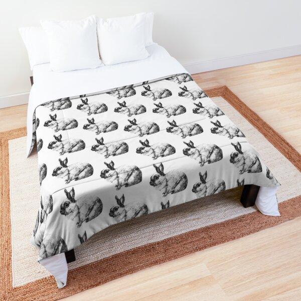 Cute Bunny Rabbit Comforter