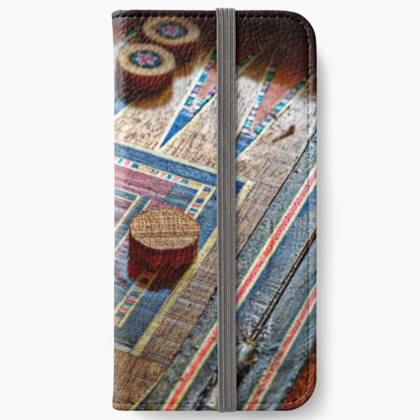 backgammon iPhone Wallet