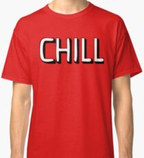NETFLIX frío Camiseta clásica