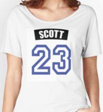 Ein Baum Hill Nathan Scott Jersey Baggyfit T-Shirt