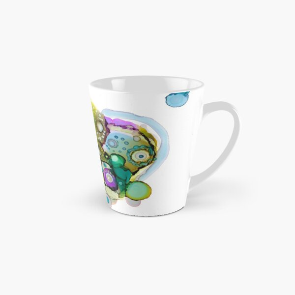 Cellular Abstract Tall Mug
