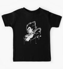 Vegeta Saiyajin Kinder T-Shirt