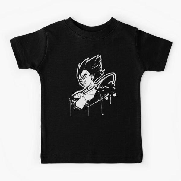 Vegeta Saiyan Kids T-Shirt