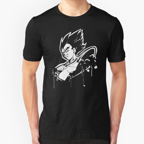 Vegeta Saiyan Slim Fit T-Shirt