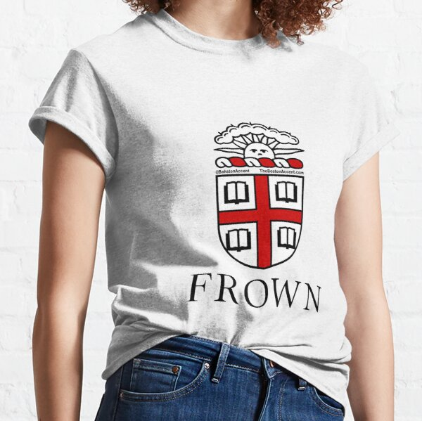 Frown University Classic T-Shirt