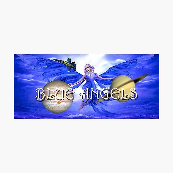 Blue Angels Photographic Print