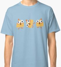 Triple Chick Classic T-Shirt
