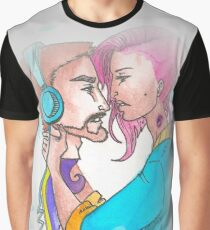 Salome and the Baptist Graphic T-Shirt