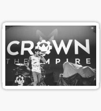 crown the empire Sticker