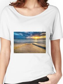Sunset at Cottesloe 3 Women's Relaxed Fit T-Shirt