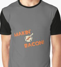 Makin' Bacon Graphic T-Shirt