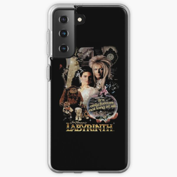 Not long at all the labyrinth film idol art gift for fans Samsung Galaxy Soft Case