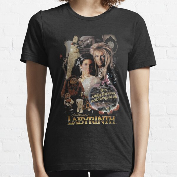 Not long at all the labyrinth film idol art gift for fans Essential T-Shirt