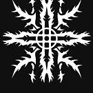 Fang Cross (Light Version) by drakenwrath