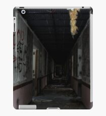 Walk this way iPad Case/Skin