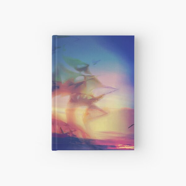 Rise and Shine Hardcover Journal