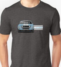 1967 Ford Mustang Shelby GT500 Unisex T-Shirt