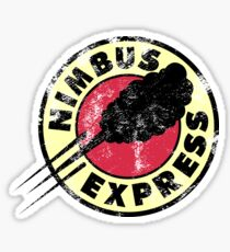 Nimbus Express Sticker