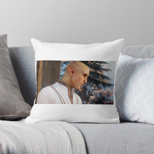 The White Wolf 1 Throw Pillow