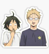 same Sticker