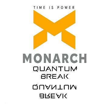 Quantum Break Time Is Power by Crypto5555