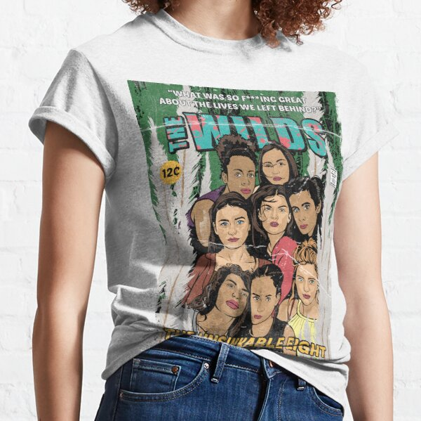 The Wilds: The Unsinkable Eight Classic T-Shirt