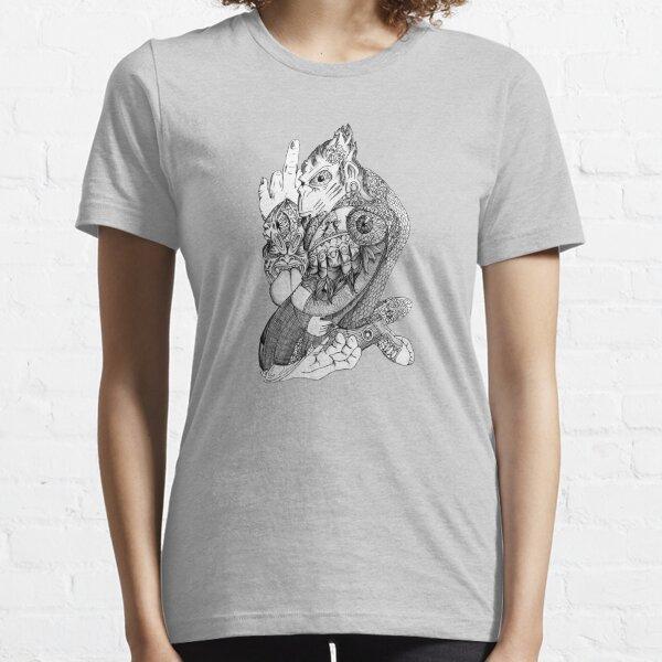Anarchist Gorilla Essential T-Shirt