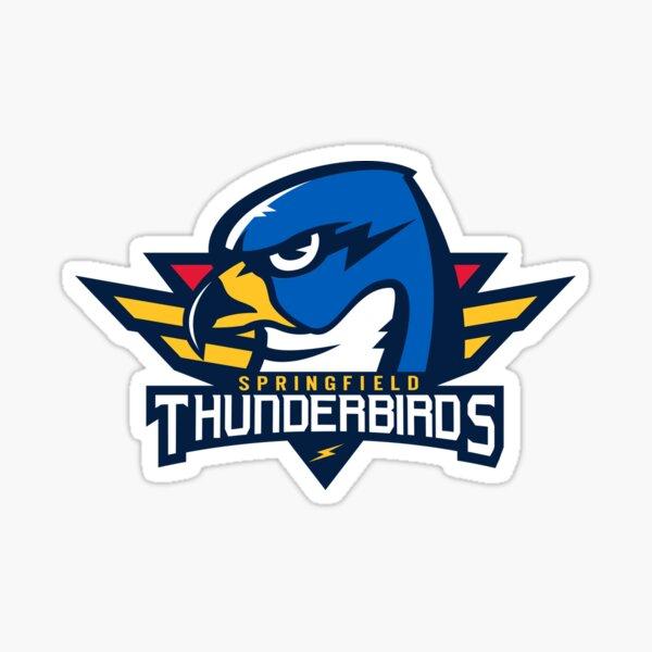 Springfield Thunderbirds Sticker