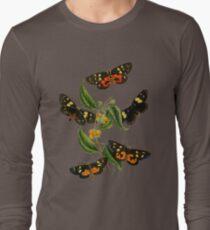 FF - Butterfly-2 Long Sleeve T-Shirt
