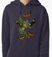 FF - Butterfly-2 Pullover Hoodie