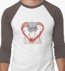 be my dovahkiin Men's Baseball ¾ T-Shirt