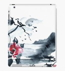 Sumi-e iPad Case/Skin