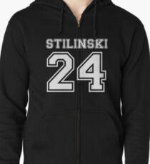 Stilinski 24 Zipped Hoodie