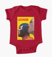 Luchador One Piece - Short Sleeve