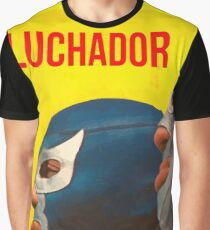 Luchador Graphic T-Shirt