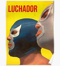 Luchador Poster