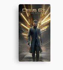 Deus Ex: Adam Jensen Icarus (Print) Metal Print