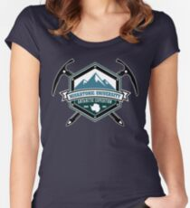 Miskatonic University Antarctic Expedition Women's Fitted Scoop T-Shirt