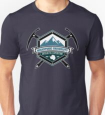 Miskatonic University Antarctic Expedition Unisex T-Shirt