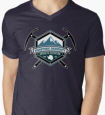 Miskatonic University Antarctic Expedition Men's V-Neck T-Shirt