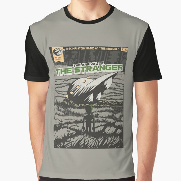 The arrival Graphic T-Shirt