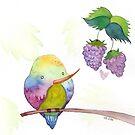 Hummingbird by Natalie Banker